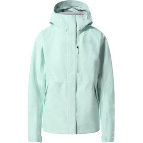 The North Face Dryzzle FutureLight Chaqueta Mujer, misty jade